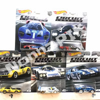 HOTWHEELS CAR CULTURE CIRCUIT LEGEND LEGENDS complete set