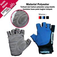 Sarung Tangan Gloves Sepeda Half Finger
