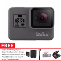 GoPro Hero5 / GoPro Hero 5 Black Combo Extreme Charger 16GB