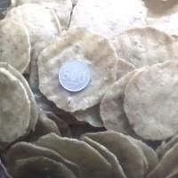 Kerupuk Kemplang Panggang Slep Makanan Khas Palembang