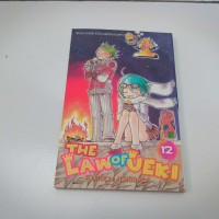 Komik The Law Of Ueki