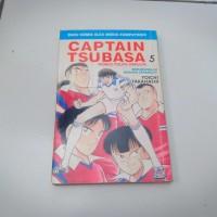 Komik Capten Tsubasa