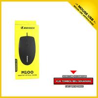 Mouse USB KOMPUTER Jertech M100 MOUSE OPTICAL USB LAPTOP MURAH