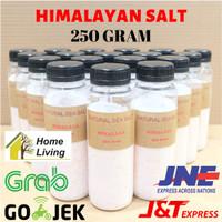 Himalayan Salt Garam Himalaya 250 Grm Pink Salt Garem non yodium diet