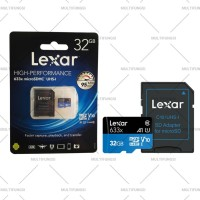 ORIGINAL LEXAR MICROSD 32GB 95MB/S CLASS 10 UHS-I (UI) MICROSDHC