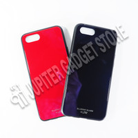 Realme C2 Ume Blueray Glass Series Tempered Case - ORI