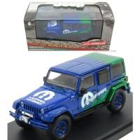 Greenlight 1/43 2012 Jeep Wrangler Unlimited MOPAR Off Road Edition