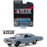 Greenlight 1/64 1967 Chevrolet Impala Sedan The A-Team (1983-87 TV)