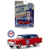 Greenlight 1/64 1955 Chevrolet One Fifty Pure Oil Running on Empty 7