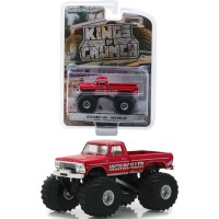 Greenlight 1/64 1979 Ford F350 High Roller King of Crunch 3