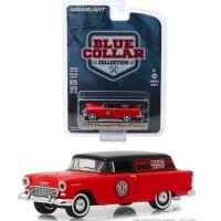 Greenlight 1/64 1955 Chevrolet Sedan Delivery Blue Collar Series 5