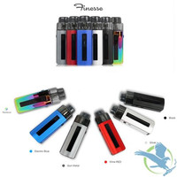 PODS STARTER KIT - FINESSE POD KIT 1000 MAH BY AAA AUTHENTIC SILVER