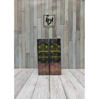 E LIQUID VAPOR VAPE - HEXOHM LUNAR STRAWBERRY CHEESECAKE 3MG/60ML