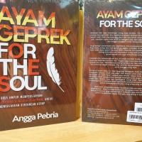 Ayam Geprek For The Soul Angga Pebria Jurus mempersiapkan kekayaan men