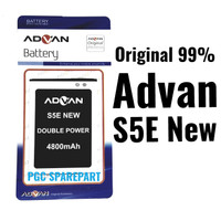 Baterai Original 99% Double Power Advan S5E New