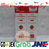 Mamiae Kids Toothpaste Strawberry Buy 1 GET 1 Free
