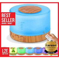 Ultrasonic Aroma Diffuser / Colorful Humidifier LED /Pengharum Ruangan
