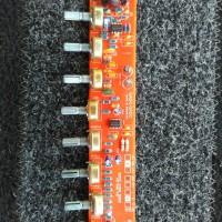 Kit Mixer audio Mixer 8 potensio