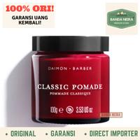 Daimon Barber Classic Pomade Original Impor Murah