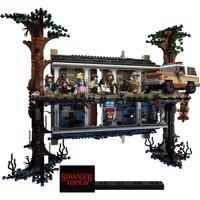 Lego Stranger Things 75810 The Upside Down ( MISP / Sealed tanpa Dus )
