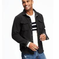 ON kemeja Jaket JUMBO SIZE Original - Men Shirt Jacket BIGSIZE Branded