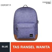 Exsport Delanoir De Heritage (L) Backpack - Blue