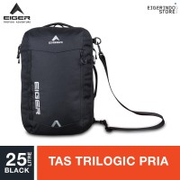 Eiger Strobus Trilogic Bag 25L - Black
