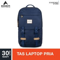 Eiger 1989 Cruiser 2.0 Laptop Backpack 18L - Navy