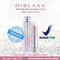 GROSIR Diblanc Tintstick 3 in 1 (Liptint - Lipbalm - Lipstick)