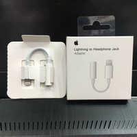 LIGHTNING TO AUX ORIGINAL 100% Lightning to headphone jack APPLE 100%