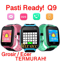 Jam Tangan Anak/ Smartwatch Kids/ Smart Watch Kids IMOO GPS TRACKER Q9