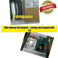hdd 2.5 inch 1tb Seagate barracuda/firecuda+ casing