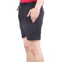 Paket 4pcs Celana pendek Pria bahan adem 4 warna pinggang karet