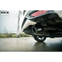 HKS LEGAMAX Carbon Tip All New Fortuner VRZ Legamax Carbon Cb