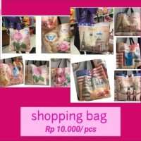 Shopping Bag/ Tas Belanja/ Tas Go Green
