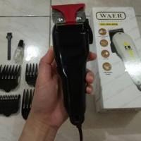 Cukuran rambut WAER WA 8808 ORIGINAL dengan mata pisau tajam gan