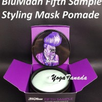 Pomade Clay BluMaan Fifth Sample Styling Mask 3.7 Oz FREE SISIR