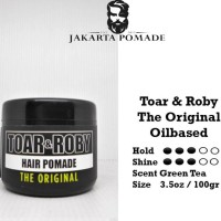 Pomade Toar and Roby The Original