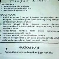 Minyak Kalimantan Lin Tah