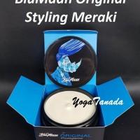 Pomade Clay BluMaan Original Styling Meraki Smooth Edition Matte 2.5