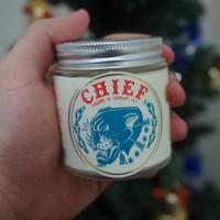 CHIEF POMADE PANTHERA ( chief white ) 4.2 oz