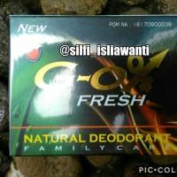 GO FRESH NATURAL DEODORANT - PENGHILANG BAU BADAN - DEODORANT - ANTI