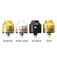 Authentic WASP nano RDA Ultem Cap 22 mm atomizer Vape Vaporizer