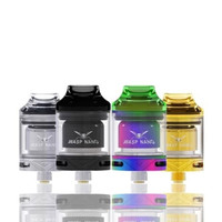 Authentic Oumier Wasp Nano RTA 24mm Atomizer Vape Vapor Vaporizer