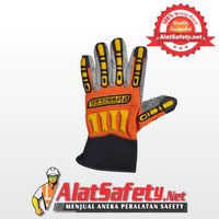 Sarung Tangan Kong Ironclad Industrial Impact / Safety Glove