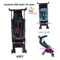 Cocolatte 838 Pockit 2S Cover RMD / Stroller / Kereta Dorong Bayi