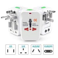 All in One Universal International Travel Adapter Steker Listrik