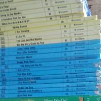 set buku anak import hello bookies 1-12