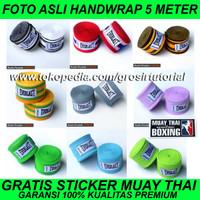 Handwrap Muay Thai Premium, Bandage MuayThai, Sarung Tangan MuayThai