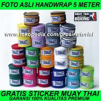 Promo Handwrap Muaythai, Sarung Tangan Muaythai, Bandasi Boxing HW017